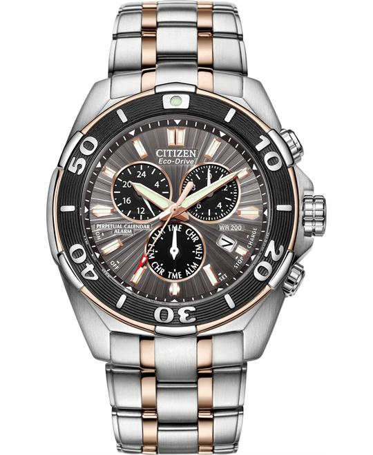 Citizen Men's Collection Chronograph Watch, 43mm