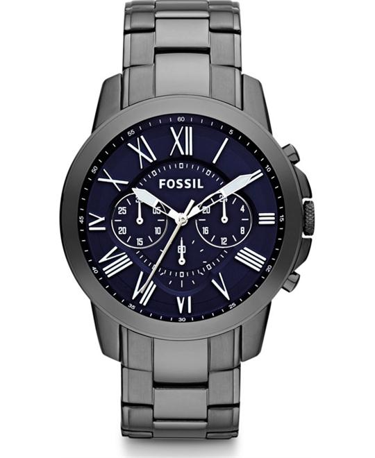 Fossil Chronograph Watch 44mm