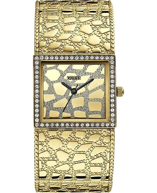 GUESS Croco Luxe Women's Watch 25x24mm