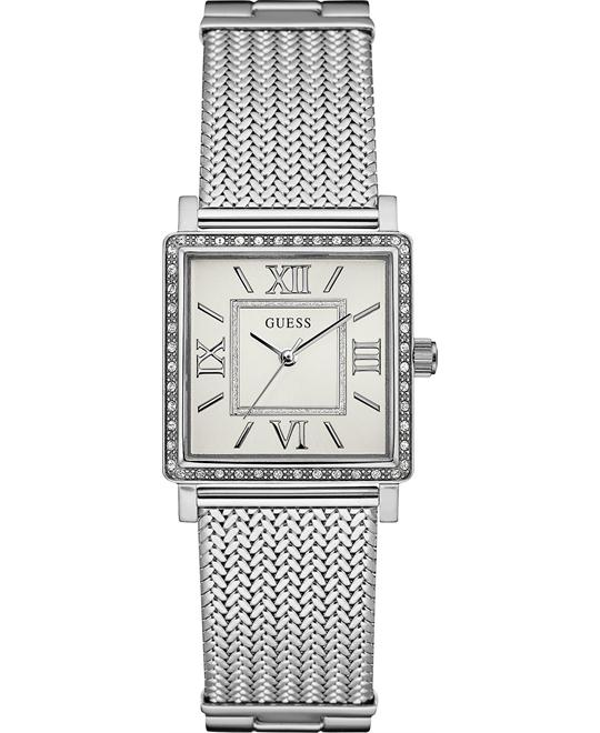 GUESS Highline Mesh Bracelet Women's Watch 28mm