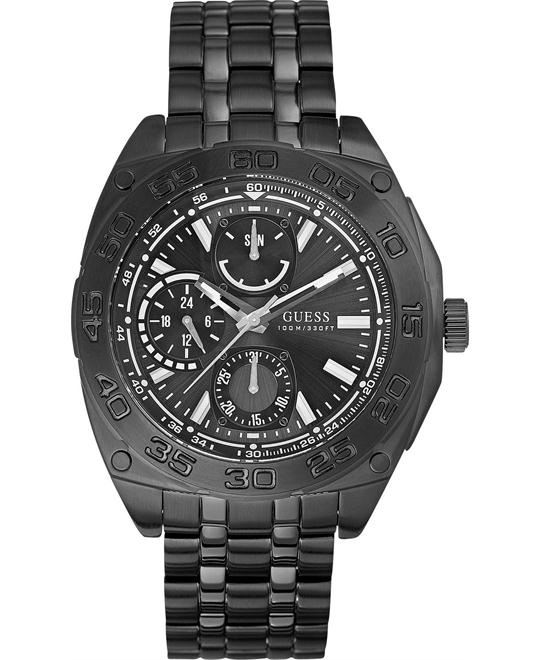 GUESS Ionic Plated Multi-Function Men's Watch 46mm