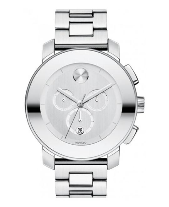 Movado Bold Chronograph Unisex Watch 44mm