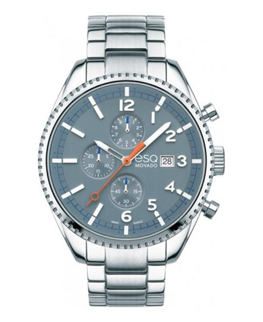 ESQ By Movado Catalyst Chronograph Watch 44mm