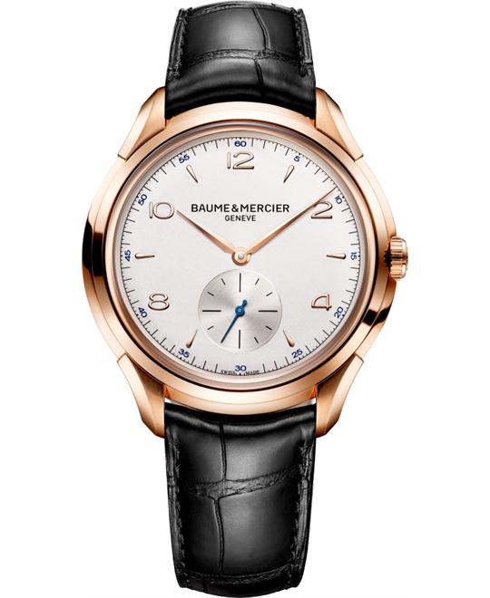 Baume and Mercier Clifton Mens Watch, 42mm
