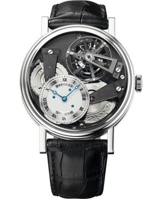 Breguet La Tradition  7047PT/11/9ZU Fusee Tourbillon 43mm