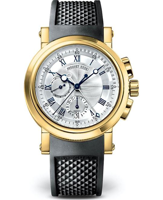 BREGUET Marine 5827BA/12/5ZU 18kt Watch 42mm