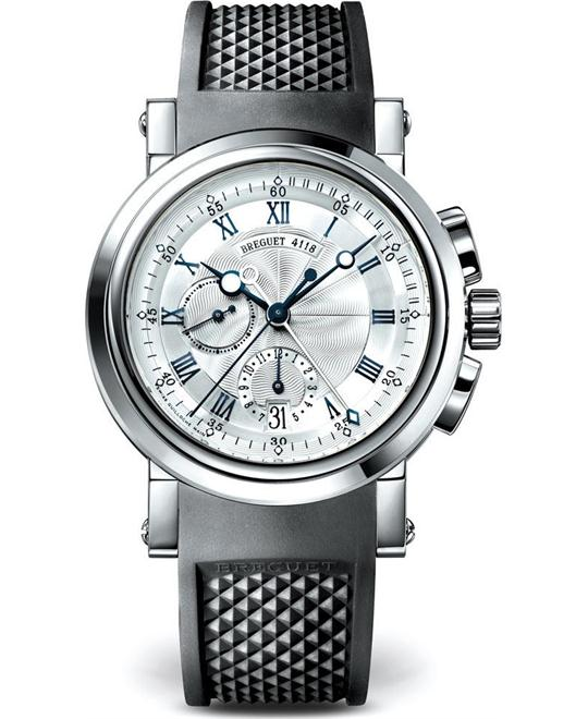 BREGUET Marine 5827BB/12/5ZU 18kt Watch 42mm