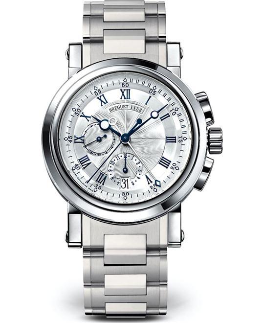 BREGUET MARINE  5827BB/12/BM0 18KT WATCH 42MM
