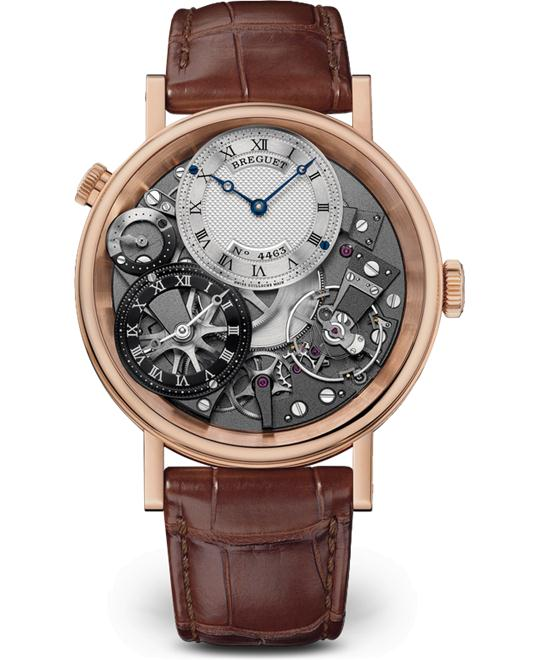 Breguet Tradition 7067BR/G1/9W6 GMT Manual 40mm