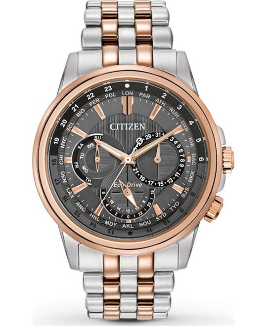 Citizen Calendrier Eco-Drive Men's Watch 44mm
