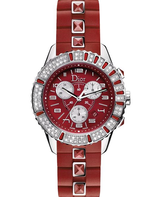 Dior Christal Jewellery Collection Ladies Watch 38mm