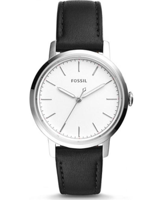 Fossil Neely Three-Hand Black Watch 34mm