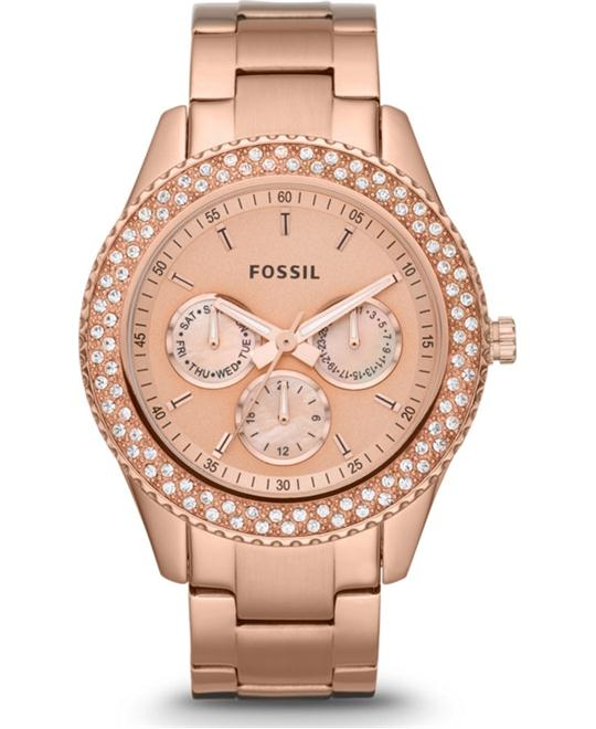 FOSSIL Women's Rose Gold Watch 37mm