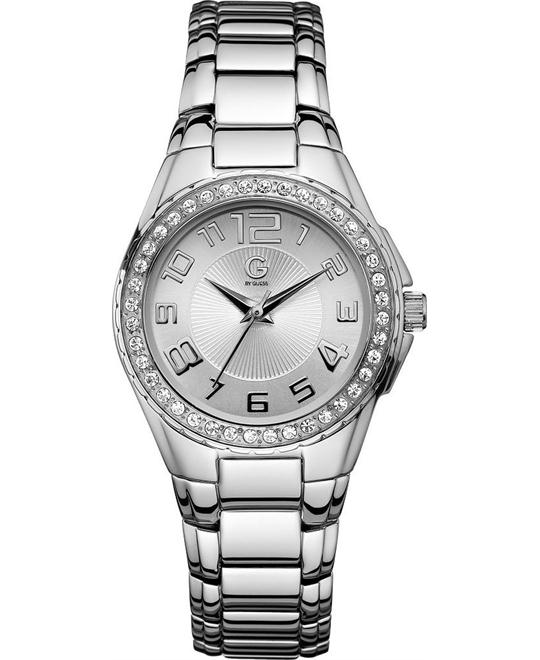 G by GUESS Women's Mini Glitz Sport Watch 35mm