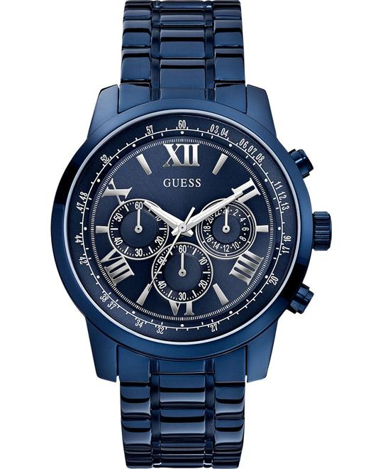 GUESS A classic Chronograph Men's Watch 45mm
