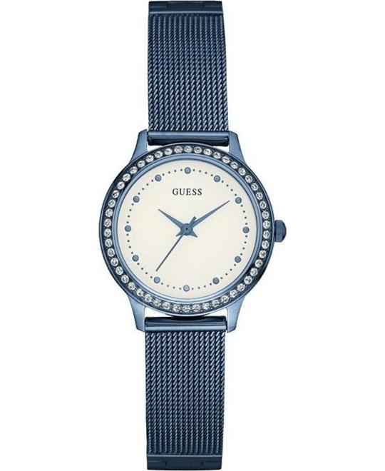 Guess Chelsea Stainless Steel Ladies Watch 30mm