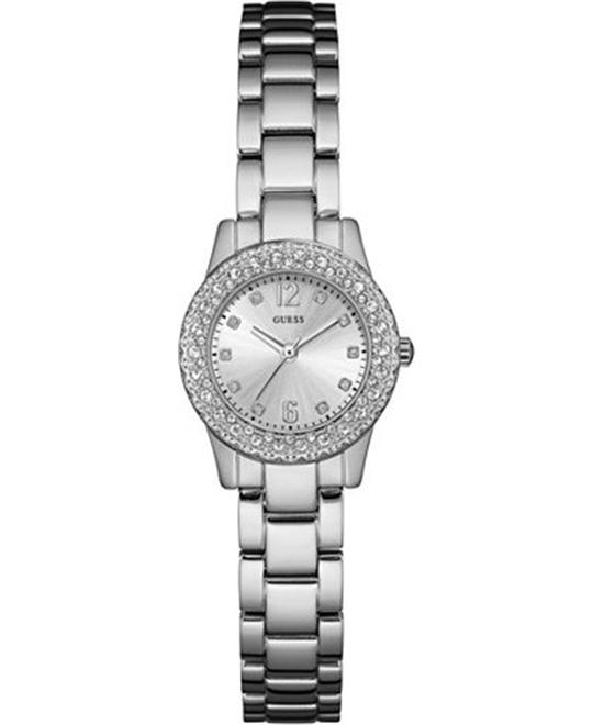 GUESS Dixie Stainless Steel Bracelet Women's Watch 30mm