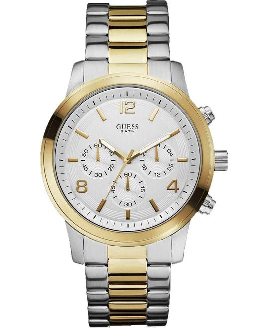 Guess Dress Collection Mens Watch 44MM