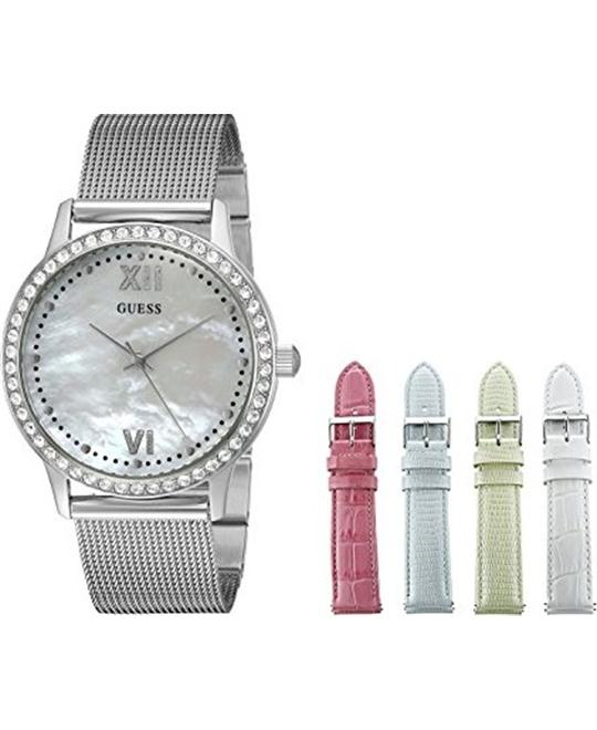GUESS Interchangeable Wardrobe Watch Set 39mm
