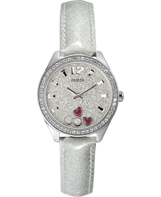 GUESS LADIES' MY LOVE WATCH 36mm
