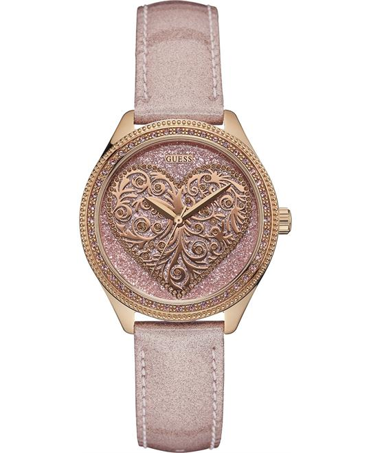 GUESS- LOVE NOTE WATCH 36MM