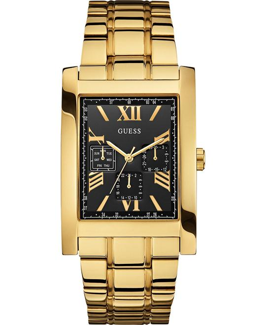 GUESS Retro Multi-Function Men's Watch 54x33mm