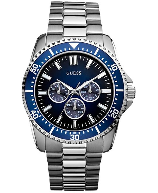Guess Orologio Men's Chronograph Watch 45mm