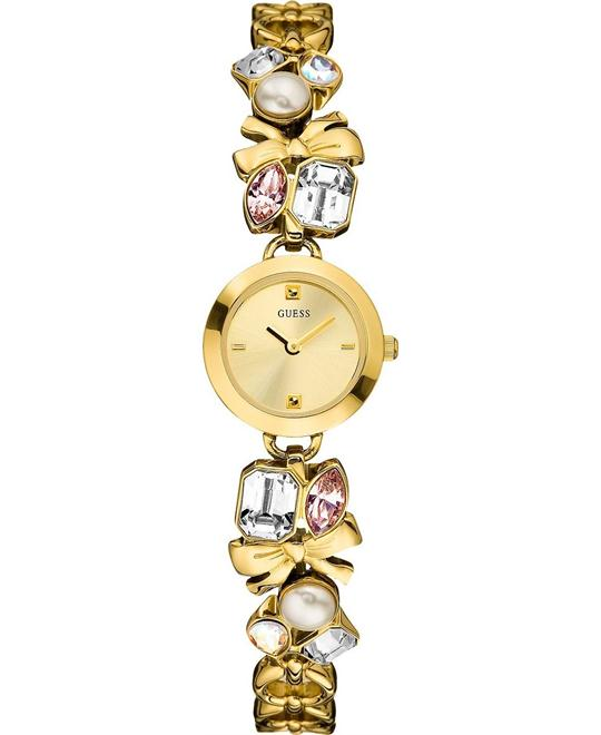 GUESS ROMANTIC BOW Women's Watch 21mm