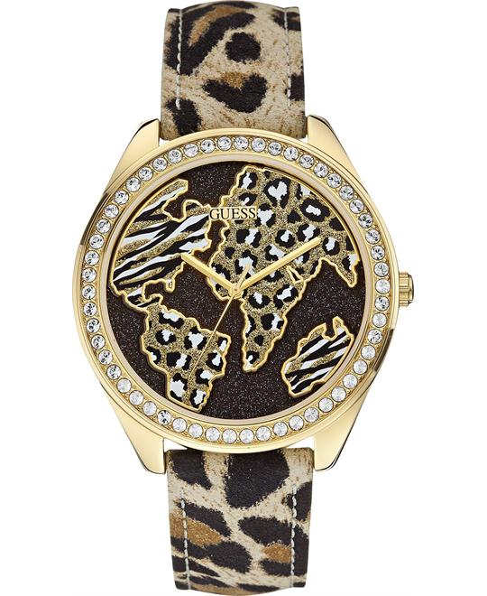 GUESS Feminine Animal Sport Women's Watch 44mm