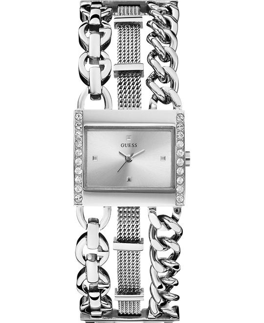GUESS Chain Mesh Women's Watch 24x28mm