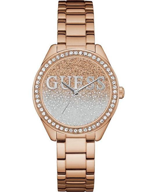 GUESS Women's Quartz Stainless Steel Watch 36.5mm
