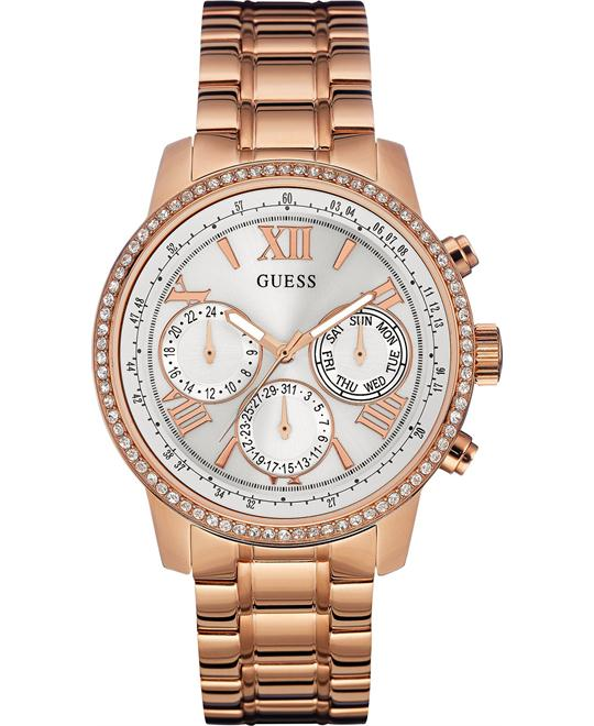 GUESS Ladylike Charm Women's Watch 42mm