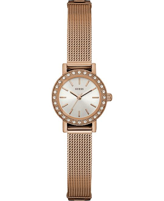 GUESS Women's Rose Gold Watch 23mm