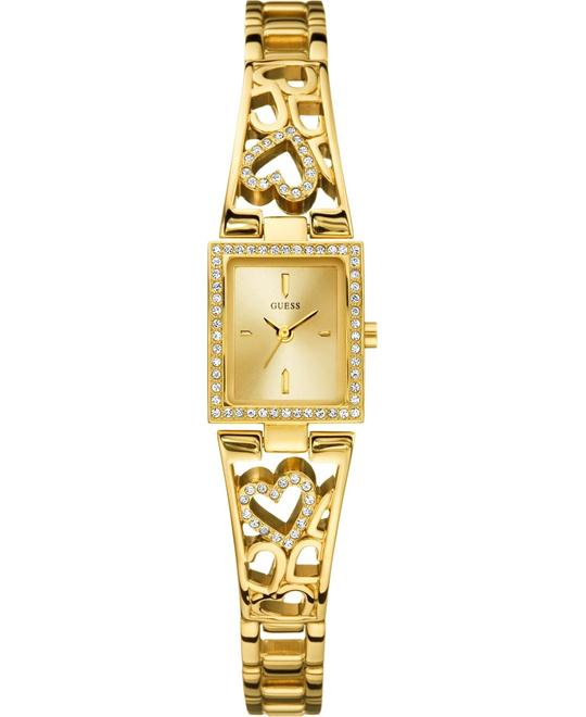 GUESS Lacey Heart Self-Adjustable Women's Watch 20mm
