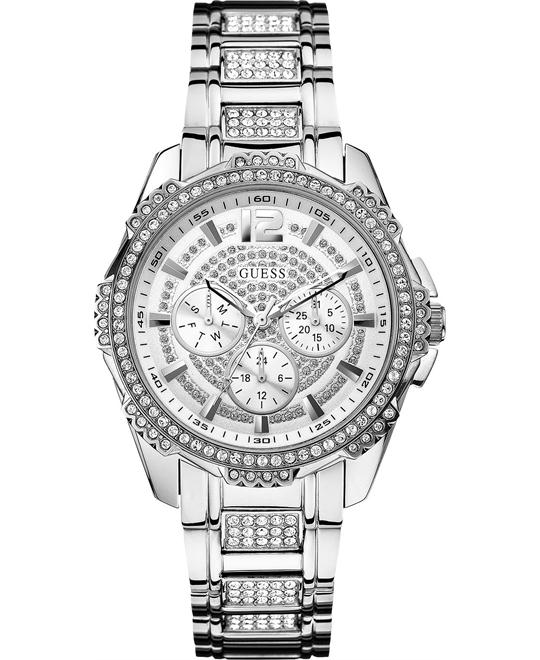 GUESS Glitz Active Chronograph Watch 39mm
