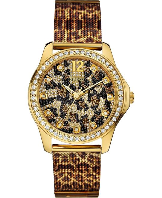 GUESS Feminine Animal Sport Women's Watch 39mm
