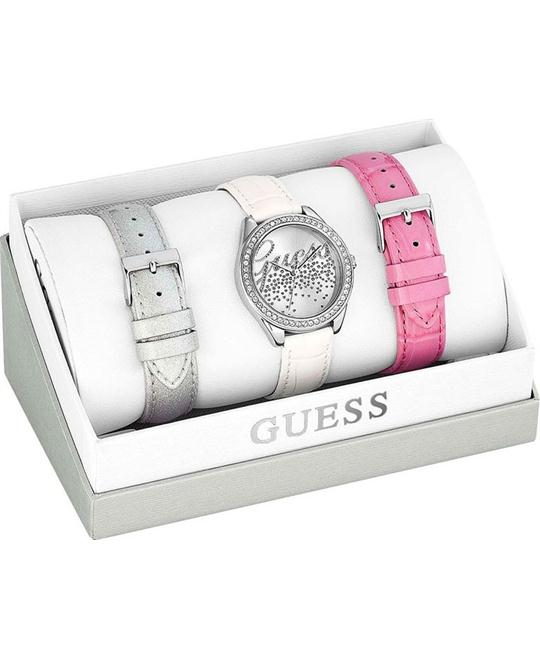 Guess Wristwatch Con Cinturini Intercambiali, Watch Set 37mm