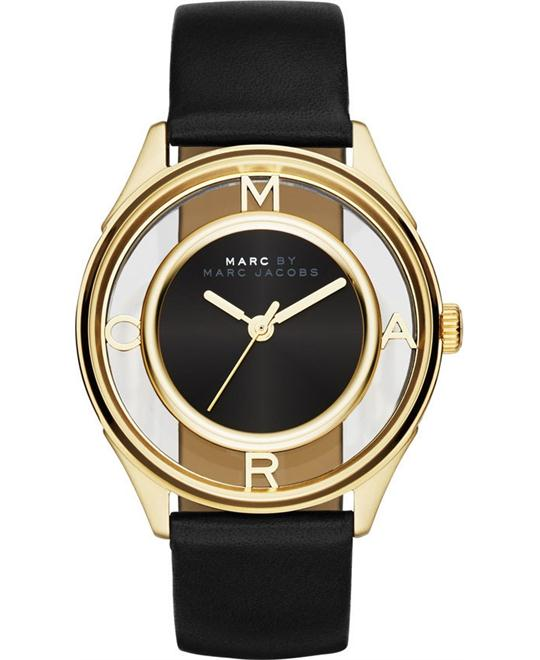 Marc by Marc Jacobs Tether Women's Gold-Tone Watch 36mm