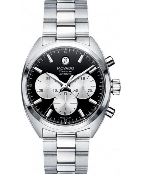 Movado Datron Automatic Chronograph Watch 40mm