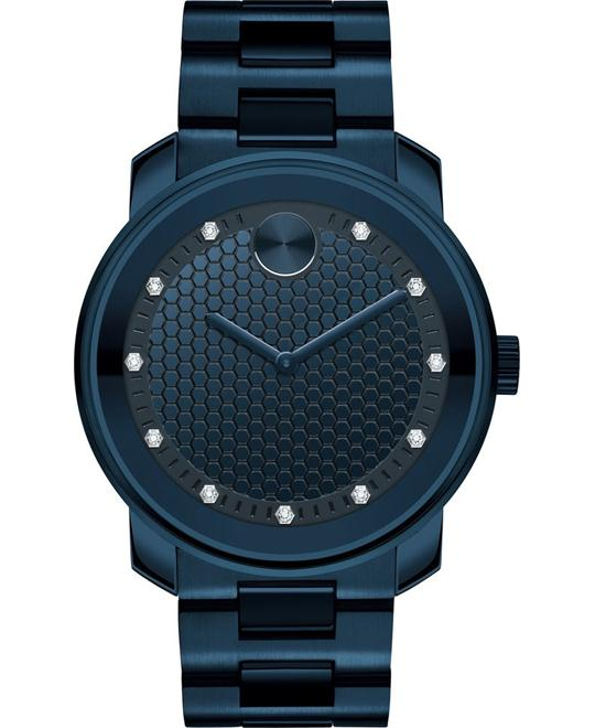 Movado Large Bold Watch 42.5 mm
