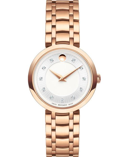 Movado 1881 Automatic WOMEN'S Watch 28mm