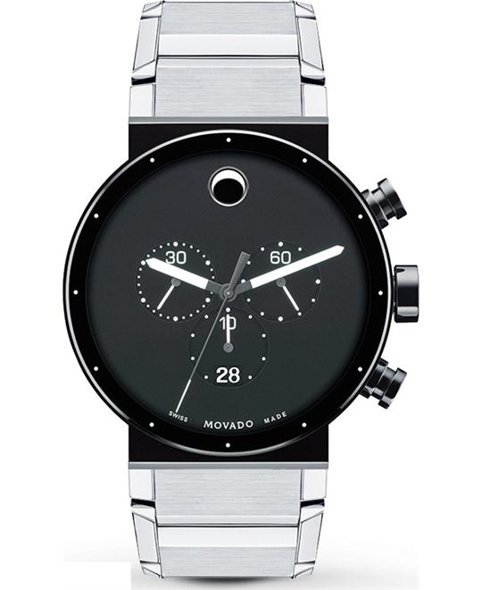 MOVADO Sapphire Synergy Men's Watch 42mm