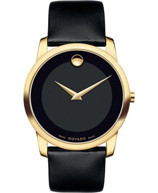 Movado Museum Classic Unisex Watch 40mm