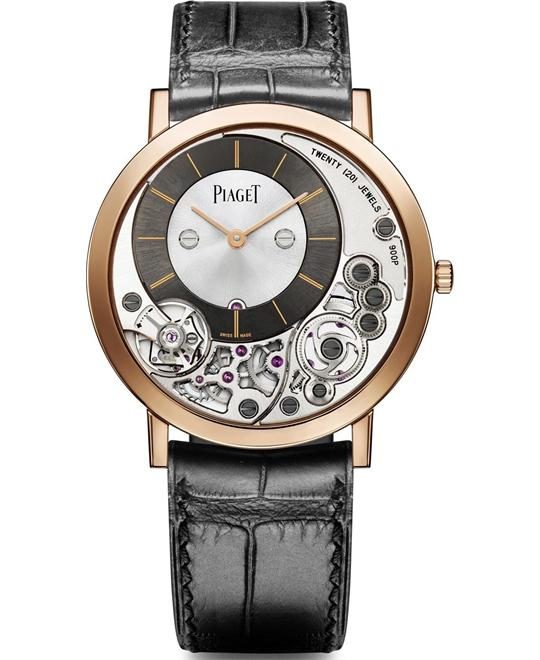 Piaget Altiplano 18K Rose Gold Ultra-Thin G0A39110 38mm