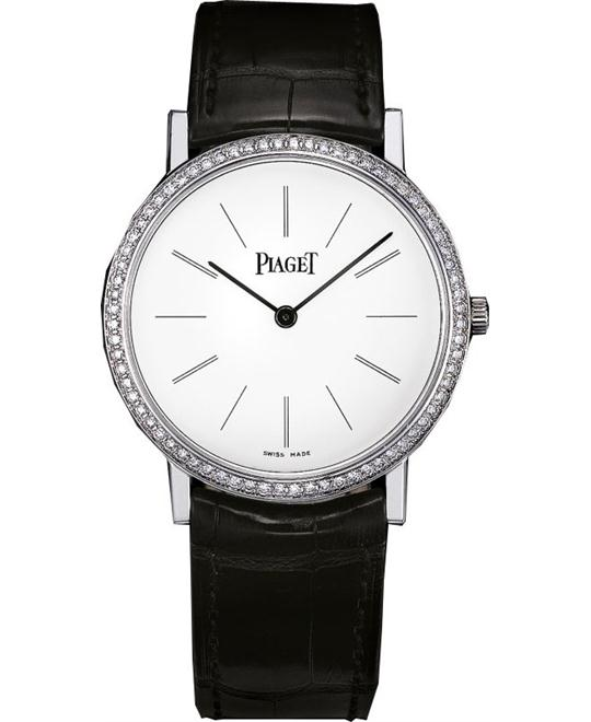 Piaget Altiplano 18K White Gold G0A29165 38mm