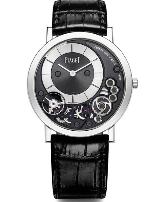 Piaget Altiplano 18K White Gold Ultra-Thin G0A39111 38mm