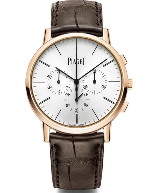 Piaget Altiplano Chronograph 18K Rose Gold G0A40030 41mm