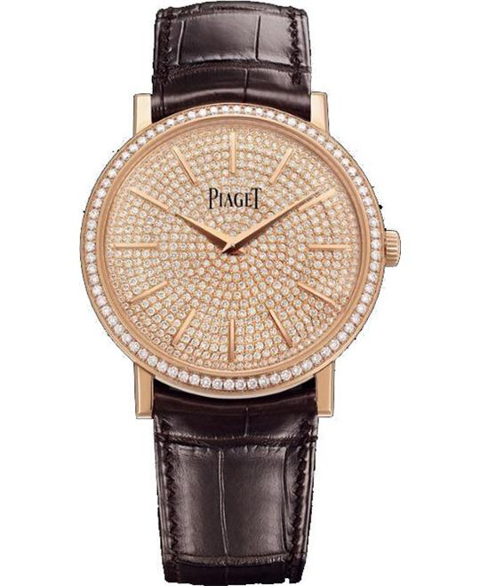 Piaget Altiplano Rose Gold G0A38141 38mm