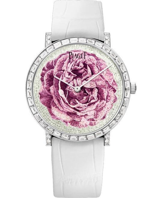 PIAGET G0A42081 ALTIPLANO ROSE WATCH 38MM