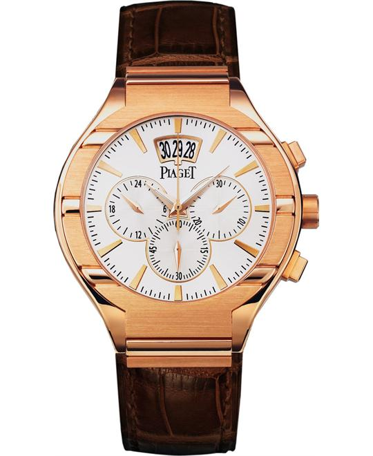 Piaget Polo 18K Rose Gold Automatic G0A32039 43mm